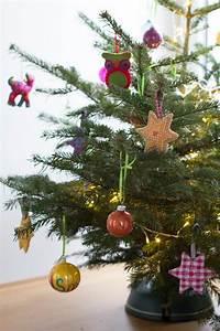 Weihnachtsbaum Pink Geschmückt : adventskalender selber n hen ~ Orissabook.com Haus und Dekorationen