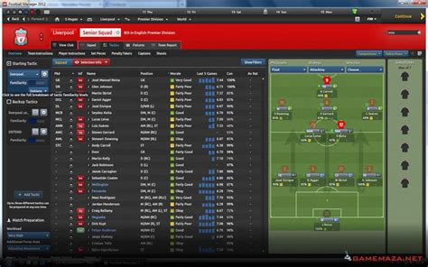 football manager 2012 free maza