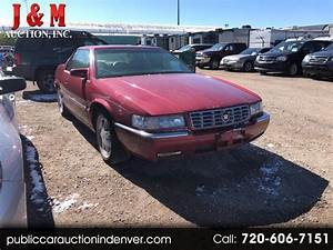 2000 Cadillac Eldorado Alternator
