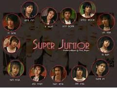 Super Junior Members N...