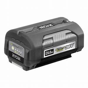 Batterie Ryobi 36v : ryobi 36v 5 0ah battery bunnings warehouse ~ Farleysfitness.com Idées de Décoration