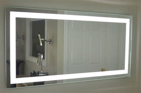 mam    lighted vanity mirror wall mounted