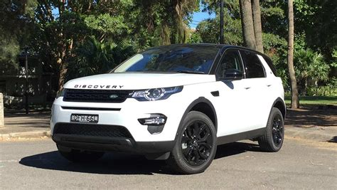 Review Land Rover Discovery Sport by Land Rover Discovery Sport Si4 Se 2016 Review Road Test