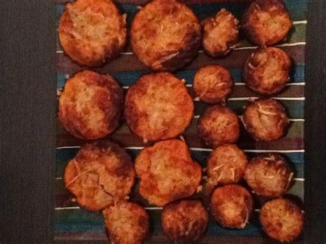 mini quiches sans p 226 te au thon et tomates recette de