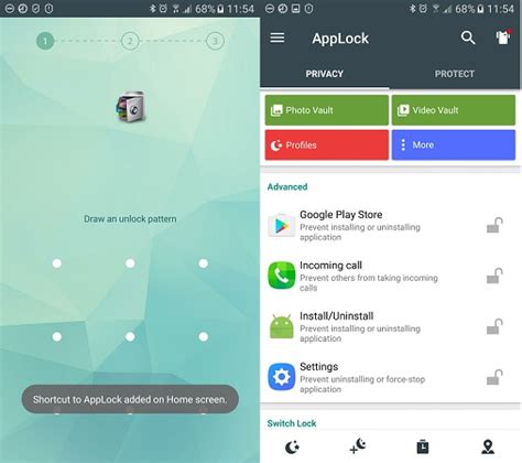 how to lock apps on android how to put a lock on android apps tutorial