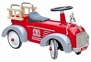 Retro Bebe Voiture : baghera porteur enfant camion pompier doudouplanet ~ Teatrodelosmanantiales.com Idées de Décoration