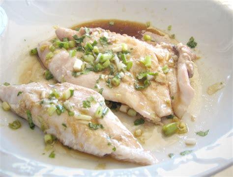 cuisiner poisson blanc recettes 224 base de poisson des conseils