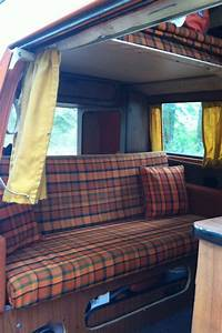 Our 74 Vw Bus Interior