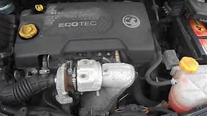 Vauxhall Corsa D 2012 1 3 Cdti A13dtc Engine Running