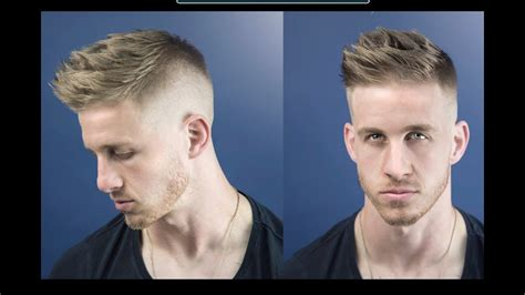 How To Cut And Style A Military-inspired High And Tight