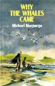 Book review: Why the Whales Came by Michael Morpurgo ...