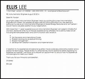 cover letter for structural engineer position - instrumentation engineer cover letter sample cover