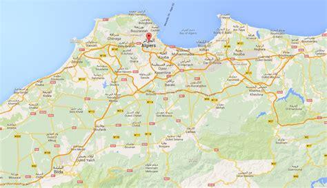 Carte Algerie Villes by Pin Algerie Wilaya De Jijel On