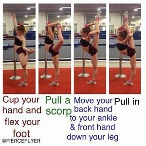 #cheer #cheerleading #cheerleader #scorpion #flexible # ...