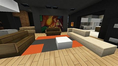 modern sunnyside house minecraft project