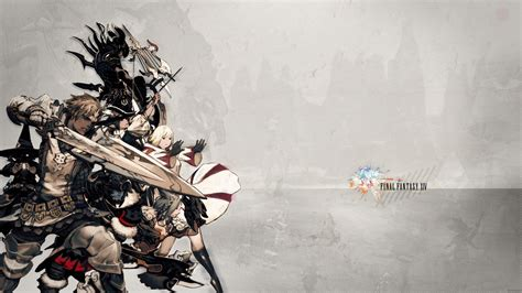 wallpaper  wallpaper  final fantasy xiv  realm