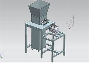 Design And Fabrication Of Paper Shredder Machine