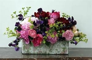 bouquet fleurs un coup d39eclat a votre decoration interieure With tapis chambre bébé avec bouquet de fleurs sauvages