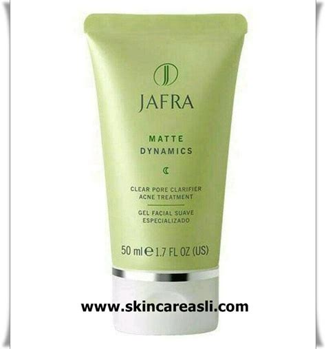 Harga Clear Pore Clarifier Acne Jafra jafra clear pore clarifier acne treatment 187 skincareasli