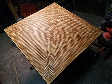 It is, as the name suggests, sourced from maple trees and is usually classified as hard maple and soft maple. Plywood parquet tabletop : woodworking