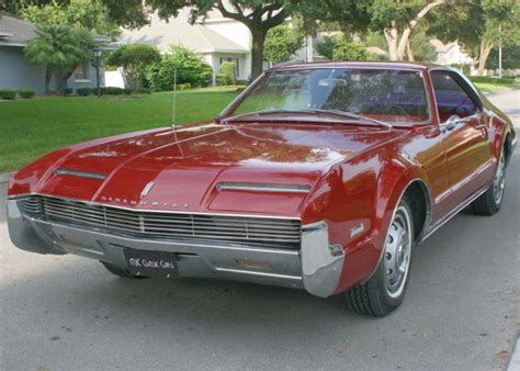 Ultimate 1960's Personal Luxury Car1966 Oldsmobile