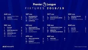 Premier League 18-19 fixture guide: Chelsea - BeSoccer