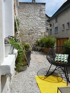 17 meilleures idees a propos de terrasse gravier sur With creation allee de jardin 17 terrasses les artisans du jardin
