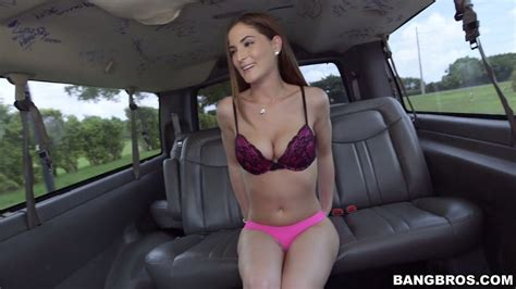 Sexy Bimbo With Pretty Smile Molly Jane Rides A Sybian In Car