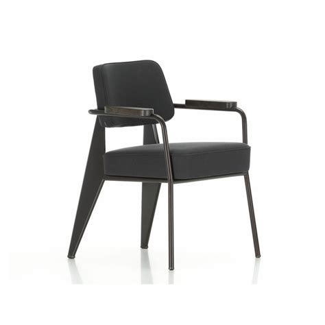 vitra fauteuil direction chair jean prouve