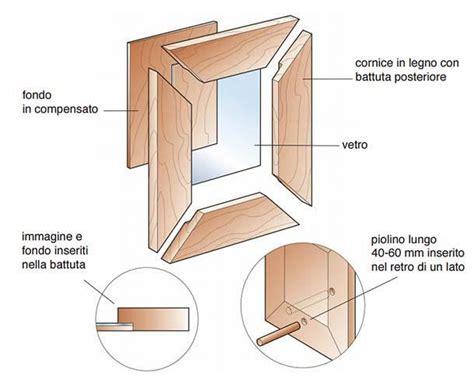 Costruire Una Cornice In Legno by Idee Per Quadri E Cornici Fai Da Te