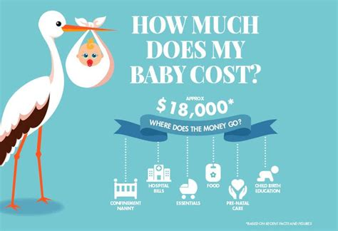 Much Would A Cost by How Much Would My Baby Cost Singapore S Child