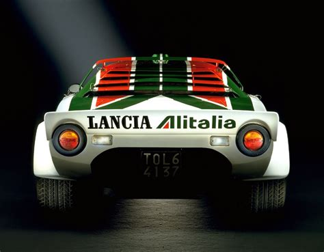 history  lancia stratos rally car speeddoctornet