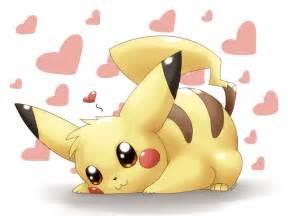 Adorable Pikachu Drawings