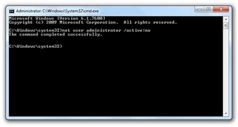 Reset Windows 7 Password Using Cmd Hack