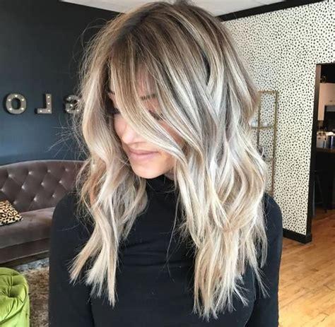 cortes de cabello largo  de  fotos  tendencias