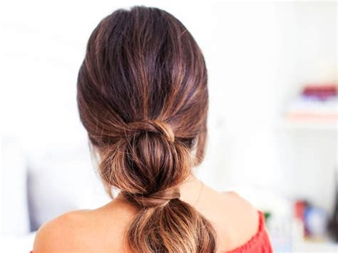 45 easy hairstyles for long thick hair page 3 of 3