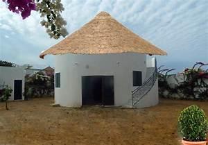 Toit En Paille : saly carrefour a louer villa neuve juste terminee saly ~ Premium-room.com Idées de Décoration