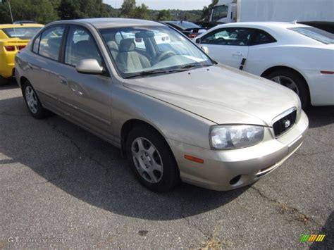 2001 Hyundai Elantra Gls by 2001 Chagne Hyundai Elantra Gls 54378684 Gtcarlot