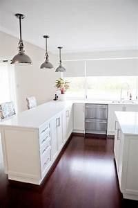 Pendant lighting for island bench dream kitchen