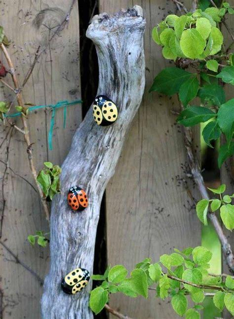 Diy Gartendeko Holz by 50 Ideen F 252 R Diy Gartendeko Und Kreative Gartengestaltung