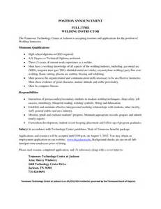 resume for welder helper sle resume professional welder augustais