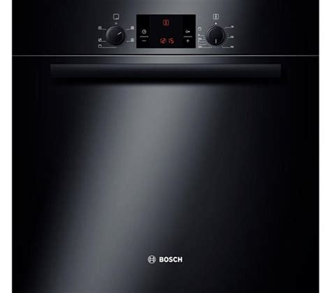 Buy BOSCH Serie 6 HBA13B160B Electric Oven   Black   Free