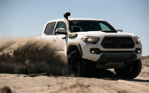 toyota tacoma redesign diesel rumors news release
