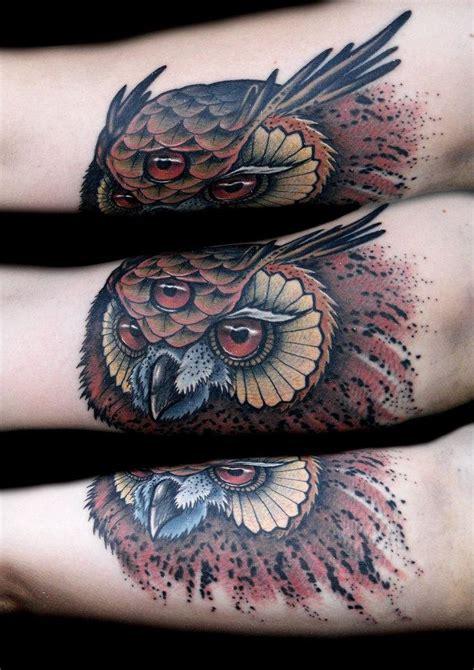 Watercolor Owl Tattoo owl tattoos      tattoo ideas 679 x 960 · jpeg