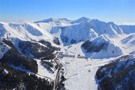 station de ski mont dore le mont dore pr 233 sentation de le mont dore la station le domaine skiable