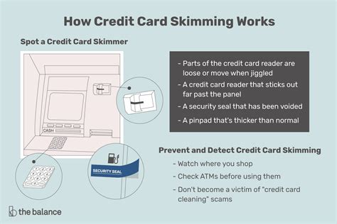 Keeping your credit card secure from thieves is not very difficult if you know how to do it. How Does Credit Card Skimming Work?
