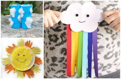 25 weather crafts and activities will crafts 324 | weather crafts activities