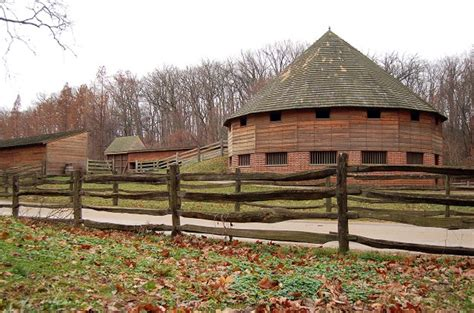 Barn Mount Vernon by George Washington The United States President Who