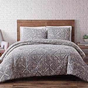 brooklyn loom sand washed reversible comforter set bed With comfort bedding brooklyn ny