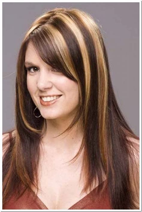 hair color for brown hair highlights for light brown hair hairstylo